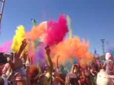 THE COLOR RUN PARTY
